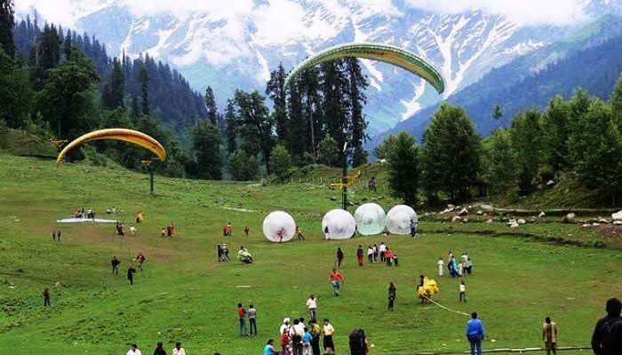 visita en Himachal Pradesh